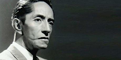 Conferencia y concierto en homenaje a Agustín Lara entradas