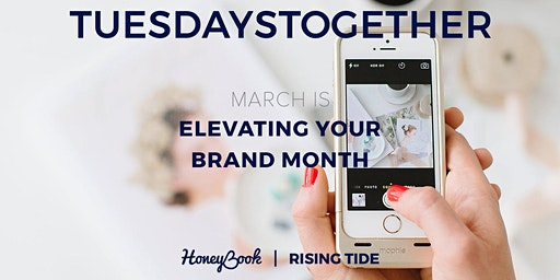 Elevating Your Brand :: Lunch + Learn + Take Action :: Frederick Tuesdays Together March Mtg