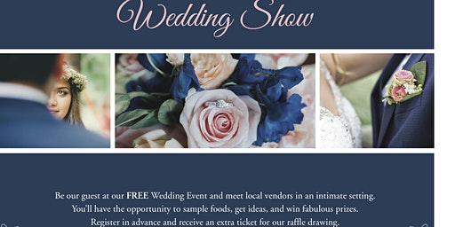 Hampton Inn & Suites Wedding Event
