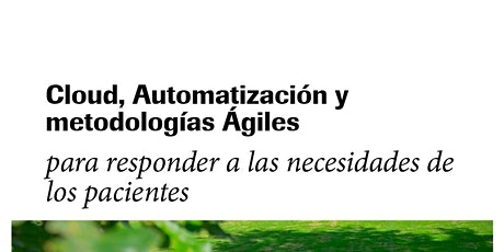 Conferencia Roche - Global Infrastructure & Solutions Madrid. Satelec 2020. entradas