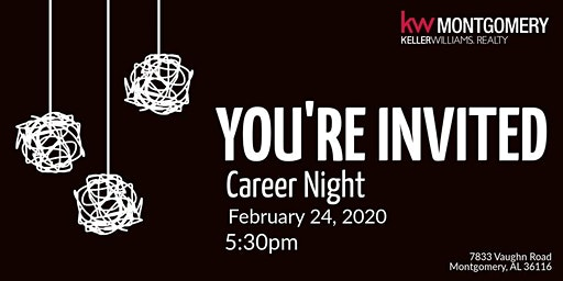 Career Night at KW Montgomery