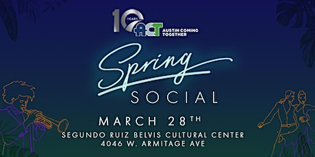 ACT's Spring Social Dance Party tickets