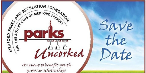 2020 Parks Uncorked