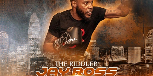 "Jay ""The Riddler"" Ross Live Pro Boxing 3/28/2020!"