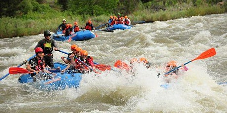 Whitewater Rafting Day Trip tickets
