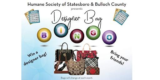 Designer Bag Bingo - March 2020