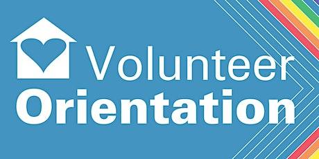 CAMP Rehoboth Volunteer Orientation tickets