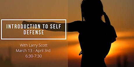 Introduction to Self Defense tickets