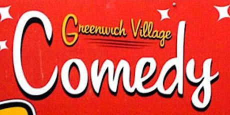 Free Tickets to Greenwich Village Comedy Club!! tickets
