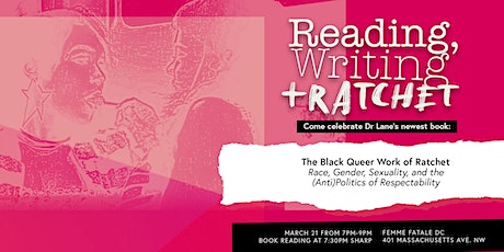 Reading, Writing + Ratchet  tickets