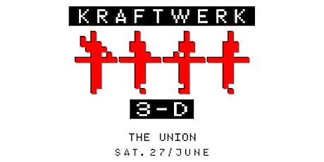 Kraftwerk 3-D tickets