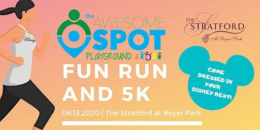 The Awesome Spot Fun Run/Walk & 5k
