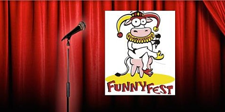 FRIDAY, MARCH 13 @ 8 pm - FunnyFest Comedy SERIES @ Centre Street Steakhouse & Pub SHOWROOM tickets