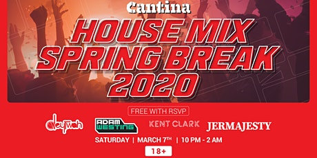 House Mix Spring Break 2020 tickets