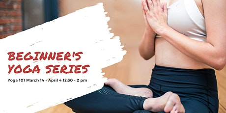Beginner's Yoga Mini Series tickets