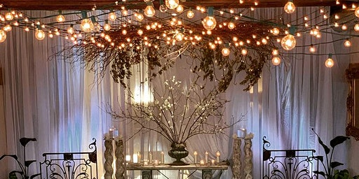 Events at Antiquaire - Event Venue Free Open House - Wedding Crashers!