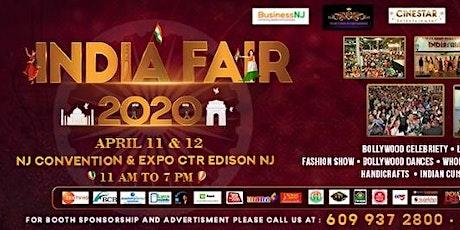 India Fair 2020 tickets