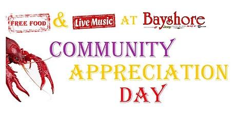 Baytown Community Appreciation Day tickets