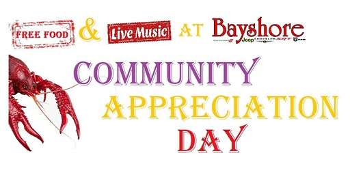 Baytown Community Appreciation Day