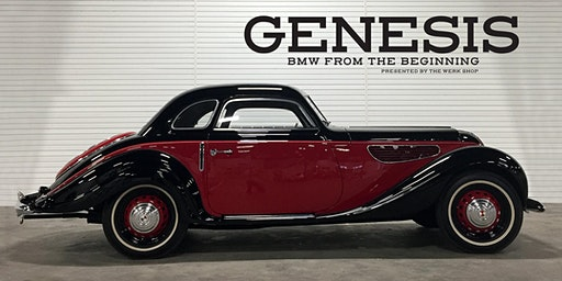 GENESIS: BMW From The Beginning Opening