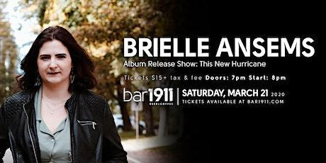 Brielle Ansems - Live at Bar1911 tickets