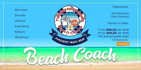 BEACH COACH JUQUEHY - 15, 16 e 17 de Maio 2020 ingressos
