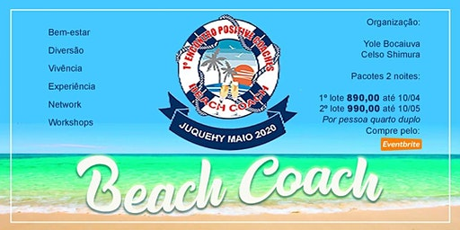 BEACH COACH JUQUEHY - 15, 16 e 17 de Maio 2020
