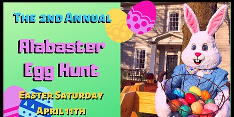 2nd Anual Great Alabaster Egg Hunt tickets