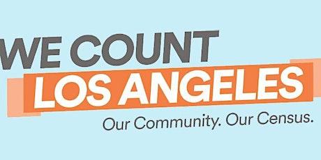 We Count LA - SELA Census Regional Meeting tickets