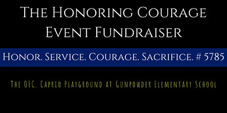 The Honoring Courage Event Fundraiser tickets