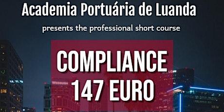 Curso Intensivo de Compliance ingressos