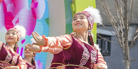 Welcome Spring: Celebrating Nowruz Across Central Asia tickets