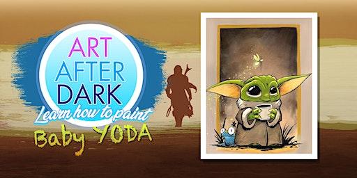 Art After Dark, Baby Yoday