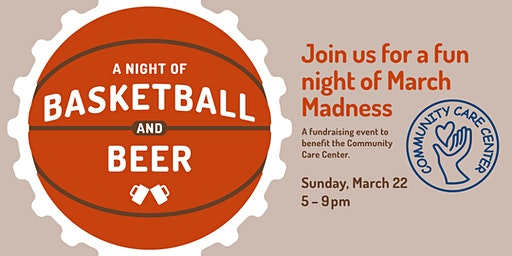 CCC Basketball and Beer