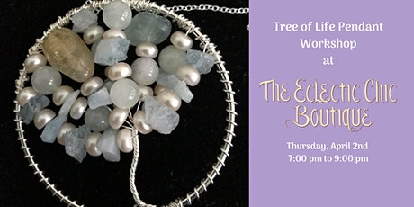 Tree of Life Pendant Workshop tickets