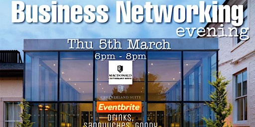 Business Networking at The Crutherland