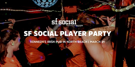(Postponed) SF Social Winter 2020 Player Party tickets