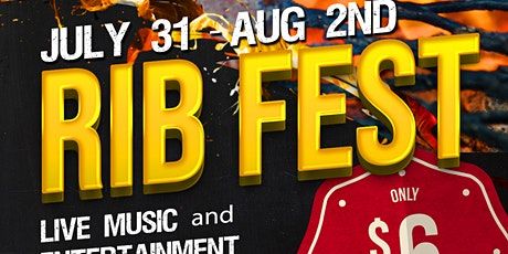 RibFest 6th Annual Paradise Park PA tickets