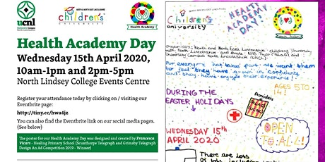 North and North East Lincolnshire Children's University Health Academy Day tickets