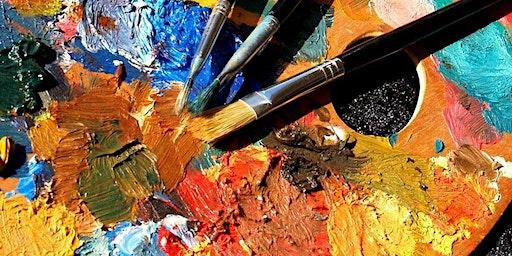 Introducción gratuita al Taller de Pintura