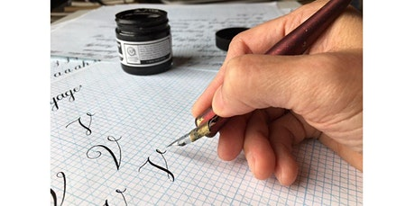 Copperplate Calligraphy for Beginners (04-23-2020 starts at 6:00 PM) tickets