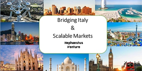 Bridging Italy to Scalable Markets tickets