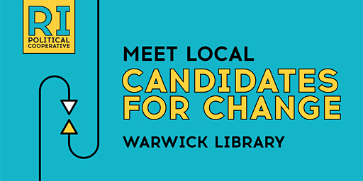 Meet Local Candidates for Change!