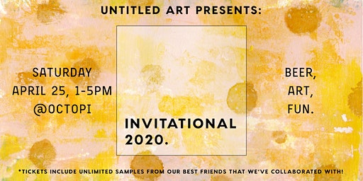 Untitled Art Invitational 2020