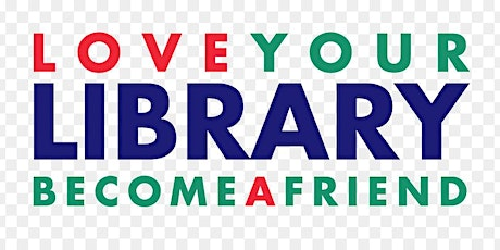 Friends of the Library Meeting tickets