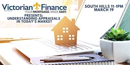 SouthHills: Understanding Appraisals in Today's Market