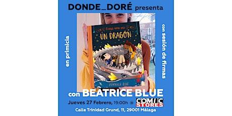 Entrevista a Beatrice Blue entradas