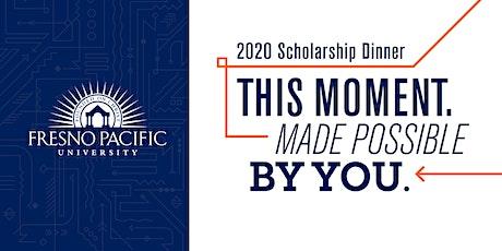 2020 Scholarship Dinner tickets