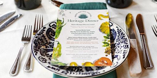 Agave Heritage Dinner