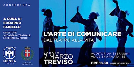 Edoardo Fainello | L'Arte di Comunicare - dal teatro alla vita